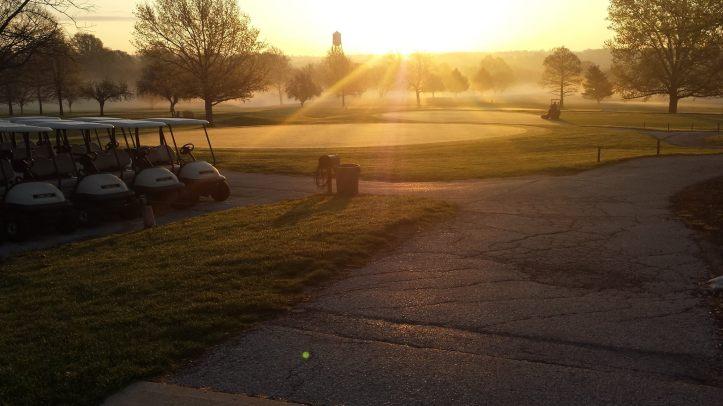 Minor Park morning