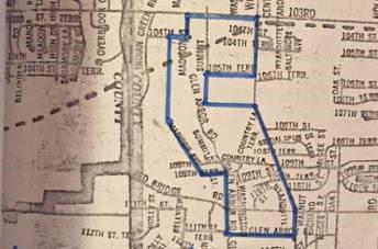 Bridger map